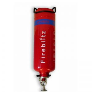 2kg dry powder extinguisher