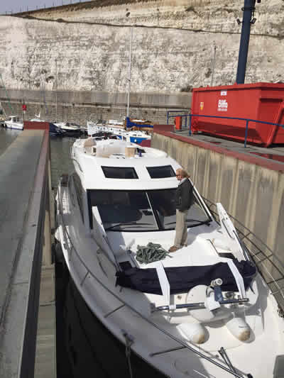 West Marine Services - Flybridge Project