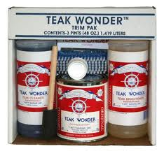 Pack of Teak Wonder to treat small areas