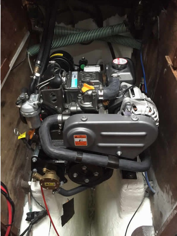 West Marine Services - Yanmar Installation